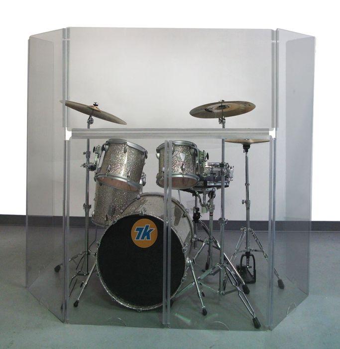 Drum Shield 10 SUPPLIER ACRYLIC JAKARTA